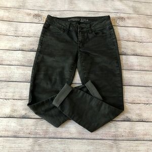 American Eagle Outfitters Camo Jeggings Size 2